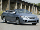 Images of Toyota Camry Solara Convertible 2006–09