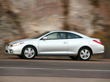 Images of Toyota Camry Solara Coupe 2006–08