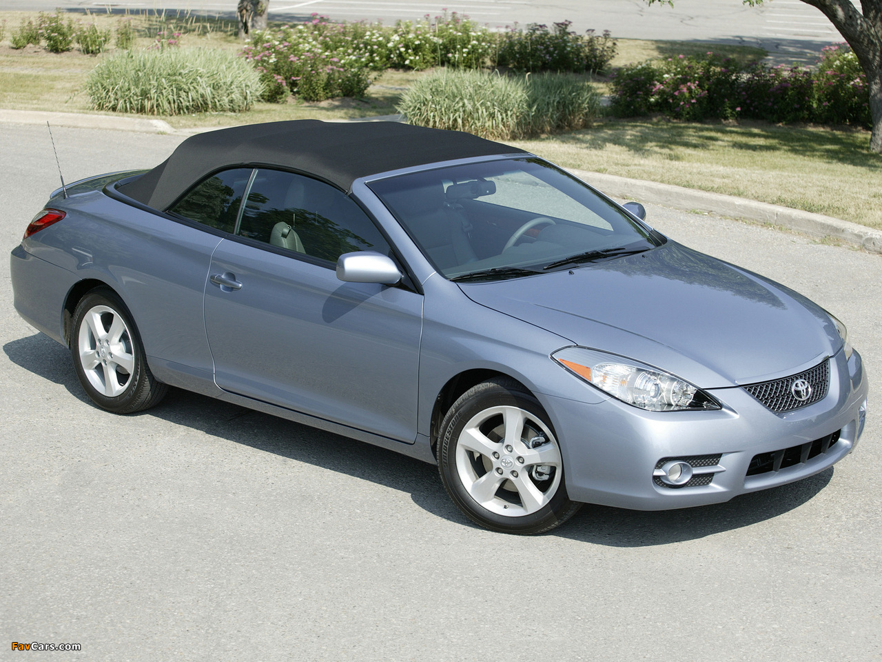 Images Of Toyota Camry Solara Convertible 2006 09 1280x960