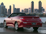 Images of Toyota Camry Solara Sport Convertible 2006–09