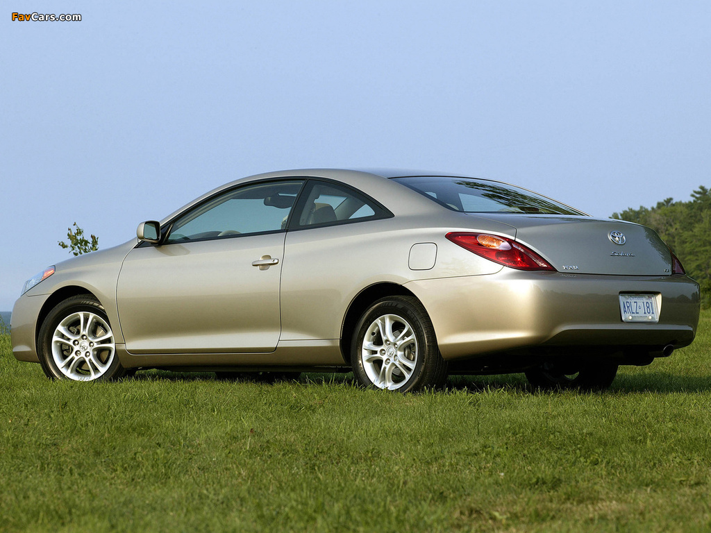 Images Of Toyota Camry Solara Coupe 2004 06 1024x768