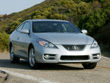 Photos of Toyota Camry Solara Coupe 2006–08