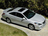 Pictures of Toyota Camry Solara Sport Coupe 2006–08