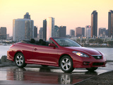 Pictures of Toyota Camry Solara Sport Convertible 2006–09