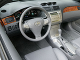 Toyota Camry Solara Convertible 2006–09 images