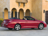 Toyota Camry Solara Sport Convertible 2006–09 images