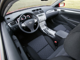 Toyota Camry Solara Sport Coupe 2006–08 pictures