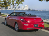 Toyota Camry Solara Sport Convertible 2006–09 pictures