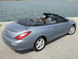 Toyota Camry Solara Convertible 2006–09 wallpapers