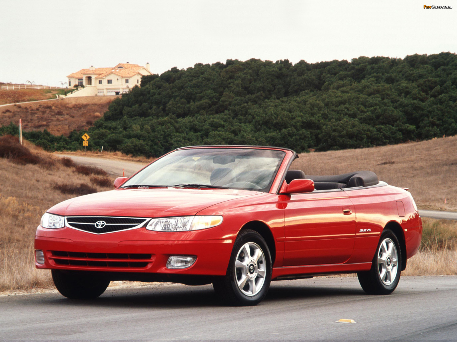 Toyota Camry Solara Convertible 1999 2002 Images 1600x1200