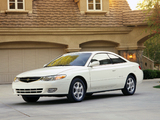 Toyota Camry Solara Coupe 1999–2002 pictures
