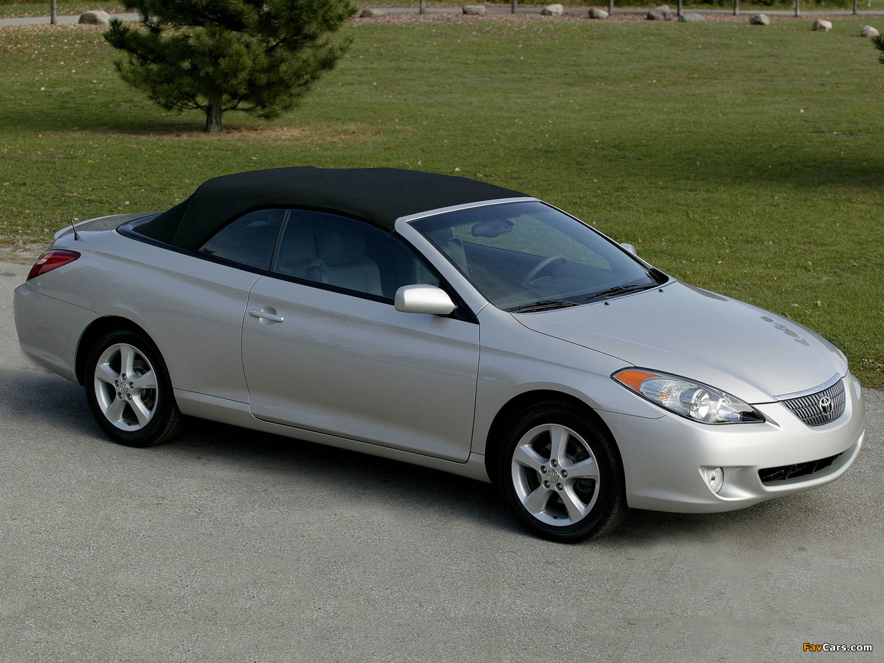 Toyota Camry Solara Convertible 2004 06 Wallpapers 1280x960
