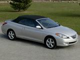 Toyota Camry Solara Convertible 2004–06 wallpapers