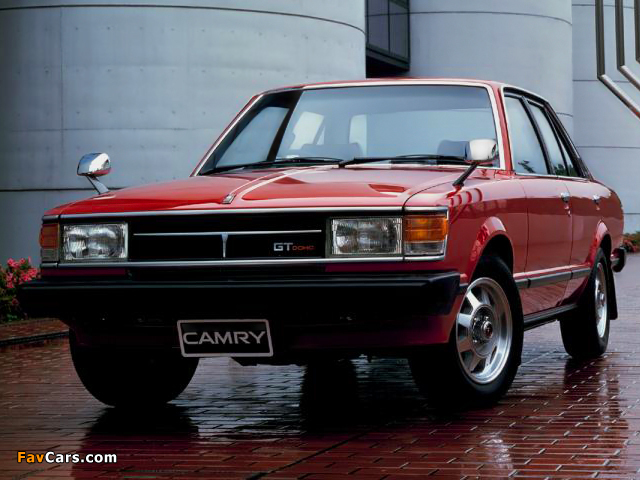 Images of Toyota Celica Camry (A50) 1980–81 (640 x 480)