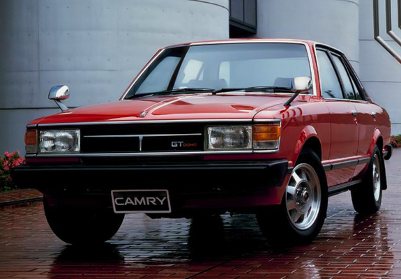 Images Of Toyota Celica Camry A50 1980 81