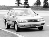 Images of Toyota Camry Sedan LE US-spec 1986–90