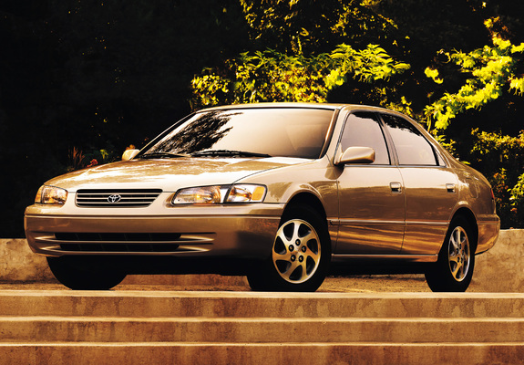 Images Of Toyota Camry US Spec MCV21 1997 99