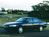 Images of Toyota Camry AU-spec (MCV21) 1997–2000
