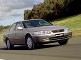 Images of Toyota Camry Azura (MCV21) 2000