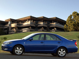 Images of Toyota Camry ZA-spec (ACV30) 2001–04