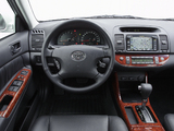 Images of Toyota Camry (ACV30) 2001–06