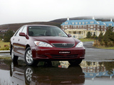 Images of Toyota Camry Ateva (ACV30) 2002–04