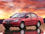 Images of Toyota Camry ZA-spec (ACV30) 2004–06