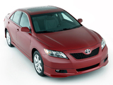 Images of Toyota Camry SE 2006–09