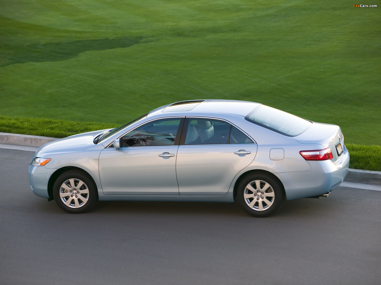 Images Of Toyota Camry Xle 2006 09 1600x1200