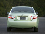 Images of Toyota Camry Hybrid 2006–09