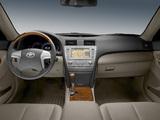 Images of Toyota Camry Sedan 2009–11