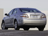 Images of Toyota Camry Hybrid 2009–11