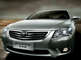 Images of Toyota Camry CN-spec 2009–11