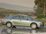 Images of Toyota Camry LE 2009–11