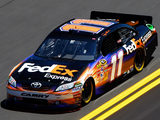 Images of Toyota Camry NASCAR Sprint Cup Series Race Car 2010–11