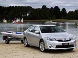 Images of Toyota Camry Hybrid AU-spec 2011