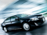 Images of Toyota Camry Hybrid JP-spec 2011