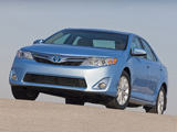 Images of Toyota Camry Hybrid US-spec 2011