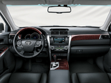 Images of Toyota Camry CN-spec 2011