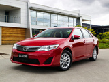 Images of Toyota Camry Altise 2011