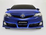 Images of Toyota Camry Atara SX 2011