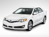 Images of Toyota Camry Hybrid SE 2014