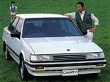 Photos of Toyota Camry JP-spec (V10) 1984–86