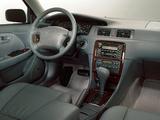 Photos of Toyota Camry US-spec (SXV20) 1999–2001