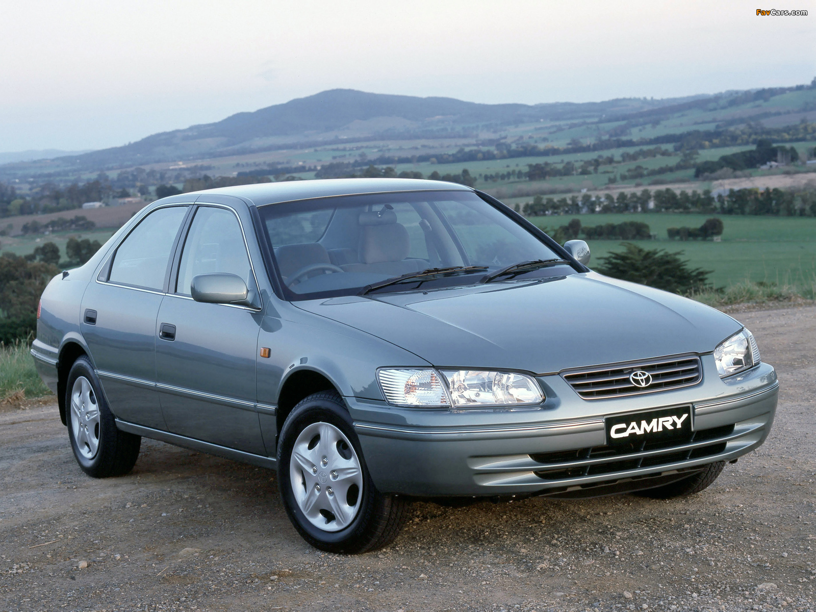 Photos of Toyota Camry AU-spec (MCV21) 2000–02 (1600 x 1200)