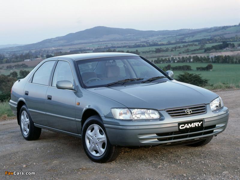 Photos of Toyota Camry AU-spec (MCV21) 2000–02 (800 x 600)