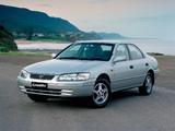 Photos of Toyota Camry AU-spec (MCV21) 2000–02