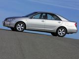 Photos of Toyota Camry (ACV30) 2001–06