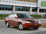 Photos of Toyota Camry Ateva (ACV30) 2002–04
