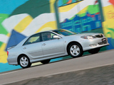 Photos of Toyota Camry Sportivo (ACV30) 2002–04